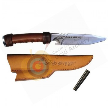Wildsteer couteau archer