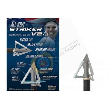 Lames G5 Striker V2