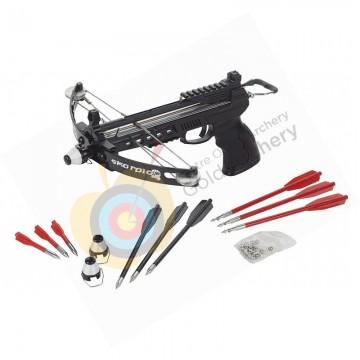 SKORPION kit pistolet arbalète compound