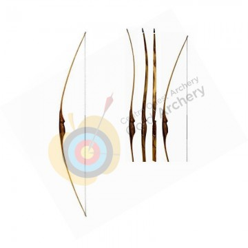 Old Tradition long bow Bamboo
