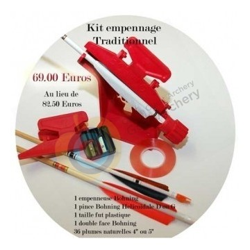 Kit empennage traditionnel