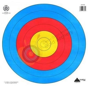 JVD/Temple Blason diam 80cm 6 zones