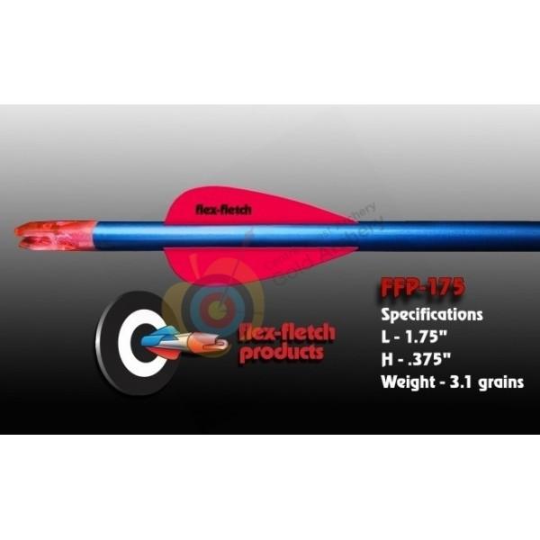 Flex-Fletch plumes plastique  FFP175