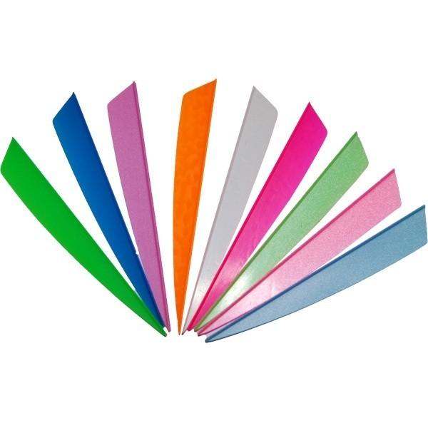 Flex-Fletch plumes plastique  FFS 300
