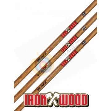 Win Win Black tube iron wood