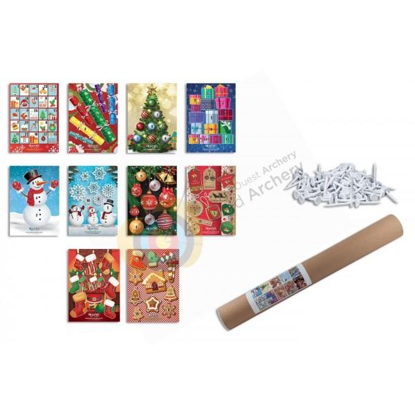 Egertec kit blasons Spécial Noël