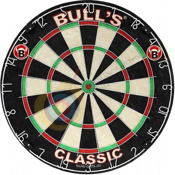 Bull's cible Classic en sisal