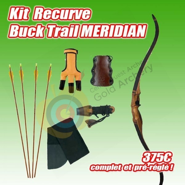 Kit Buck Trail Elite Meridian